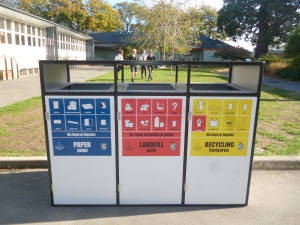 Customised Signage, Rangiora High School